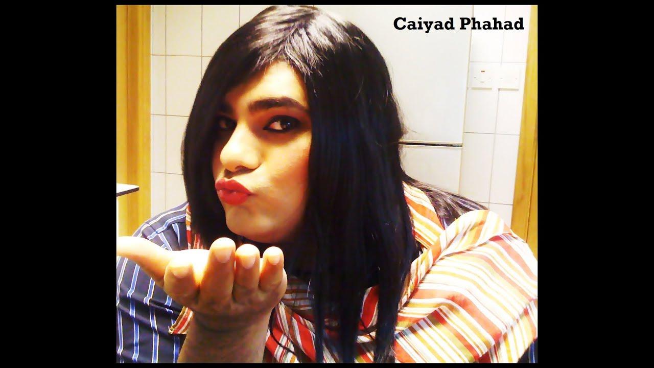 Caiyad Phahad in Chandni The Film by Siraj Ul Haq - A true story of ...
