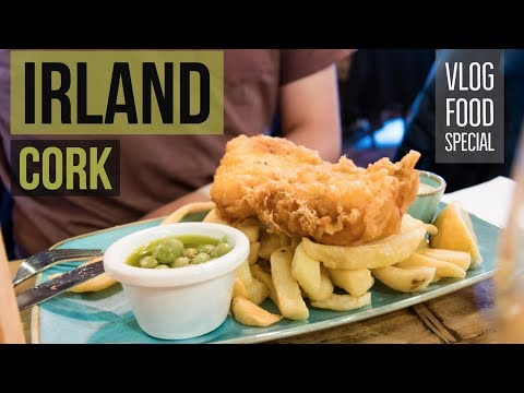 Cork IRELAND Food-Special Roadtrip | Travel-VLOG