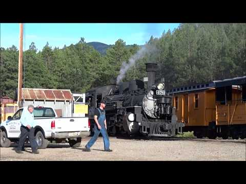 Durango and Silverton Narrow Gauge Railroad August 2018