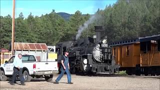 Durango and Silverton Narrow Gauge Railroad August 2018