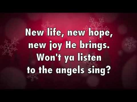 Jesus, Oh What A Wonderful Child lyrics