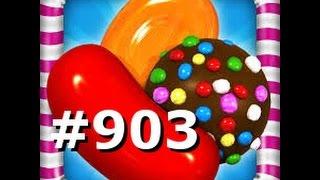 Candy Crush Saga - Level 903 - 3 stars - No Boosters