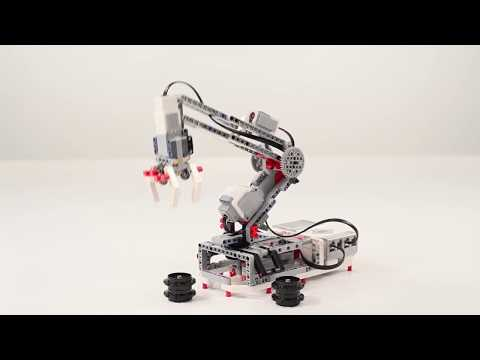 Models de construcción LEGO MINDSTORMS Education EV3