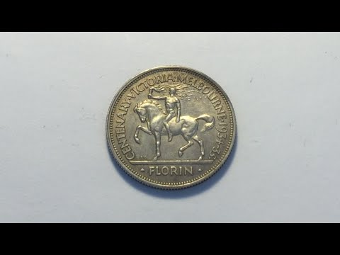 1934-35 Melbourne Centenary & World Silver EBay Score