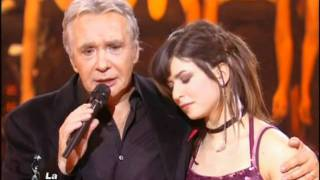Star Academy 4 - Lucie et Michel Sardou - Je vais t'aimer