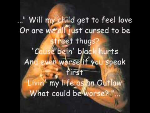 letter to my unborn child tupac letter 2 my unborn lyrics 22053