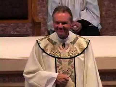 Part 2 Homily at St Joseph Parish Avon Lake 05-04-08