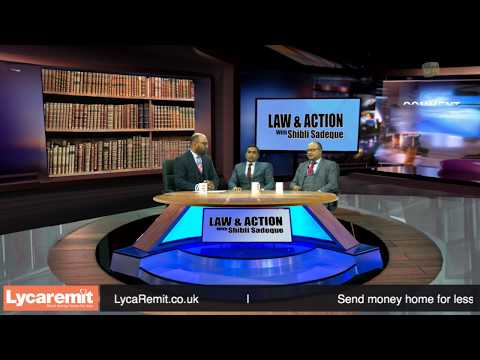 Law & Action with Shibli Sadeque | Episode 05