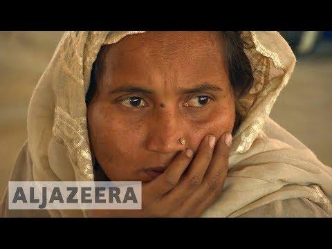 🇲🇲 Rohingya refugees in Bangladesh afraid to go home