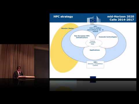 The HPC Strategy and the European Cloud Initiative