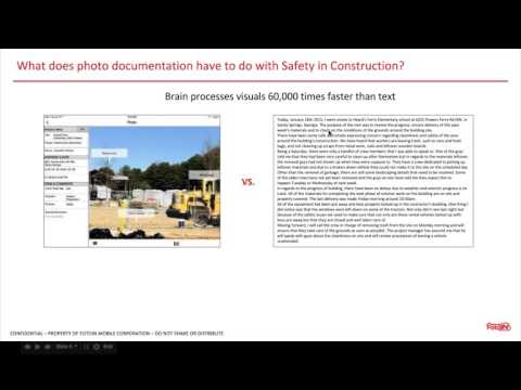 Photo Documentation for Safety in Construction