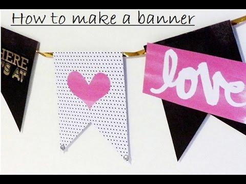 {DIY} Banner