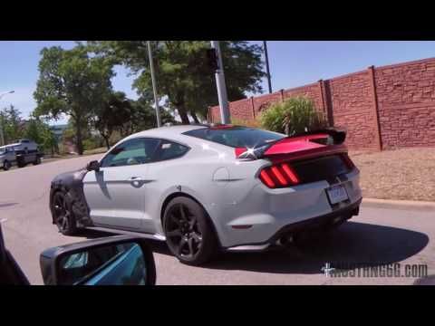 2018/2019 Shelby GT500 Mustang Prototype Soundcheck