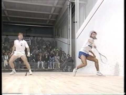 Grasshopper Squash Cup 1992 Zurich