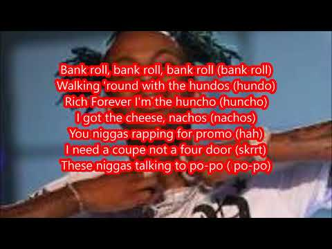 COMETHAZINE (feat. RICH THE KID) - BANDS (REMIX)  Lyrics 🔥🔥🔥