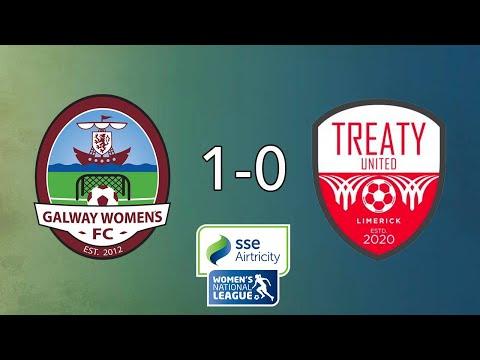 WNL GOALS GW22: Galway WFC 1-0 Treaty United