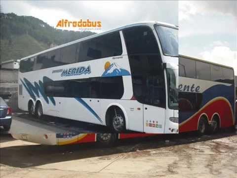 Buses de venezuela de dos pisos youtube - Autobuses de dos pisos ...