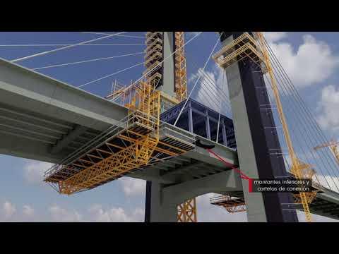 Así se ampliará el puente del Centenario de Sevilla