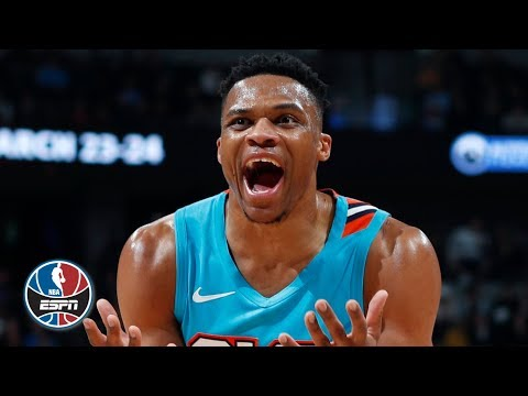 Nikola Jokic outduels Russell Westbrook, Paul George in Nuggets' win vs. Thunder | NBA Highlights