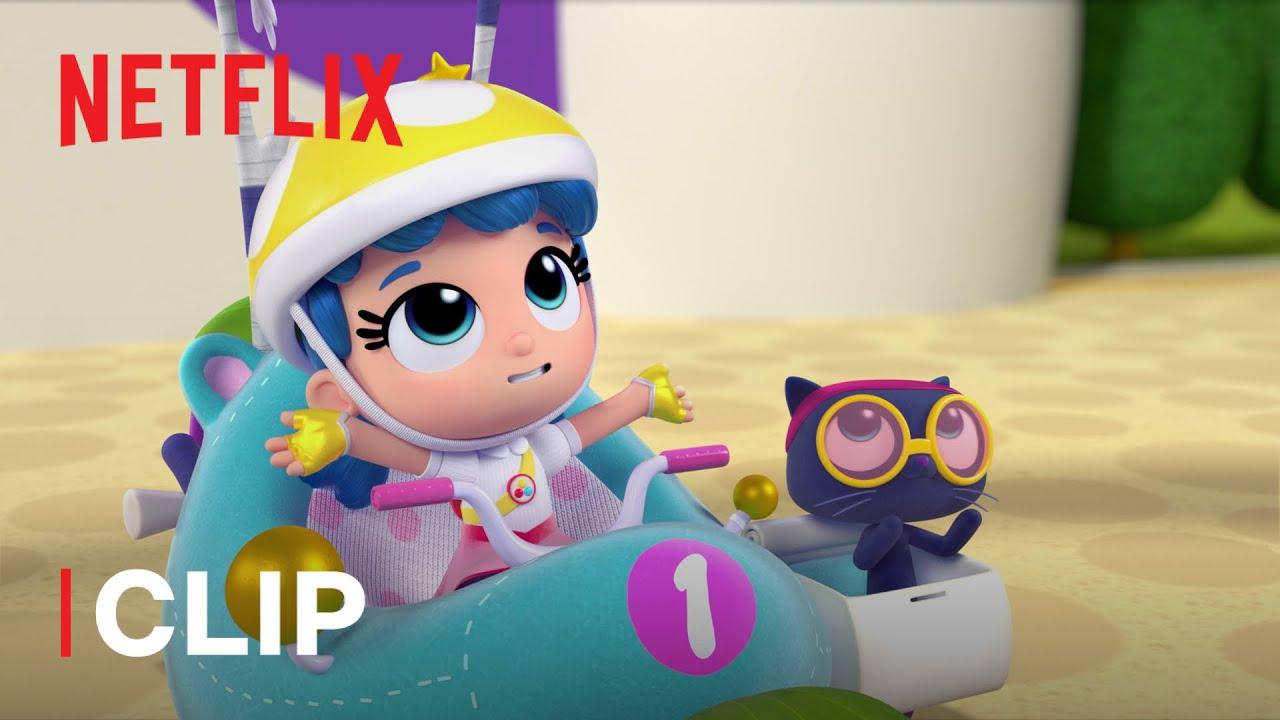 Vera e il Regno dell'arcobaleno 🏎 Che vinca il migliore! | Netflix Jr