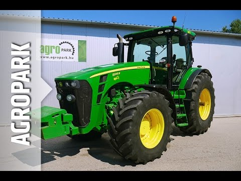 john deere 8245r 2010 youtube. Black Bedroom Furniture Sets. Home Design Ideas