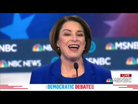 "Klobuchar Grilled For Forgetting Mexican Pres' Name, Mexico Is ""1 Of Our Largest Trading Partners"""