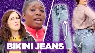 I Wore Weird Bikini Jeans In Public