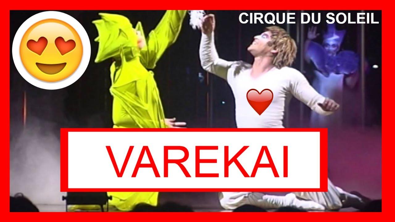 VAREKAI Circo del Sol llega a Valencia