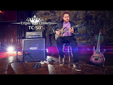 "MESA/Boogie Triple Crown TC-50 Modern Metal – John Browne & ""Fruit of the Poisonous Tree"""