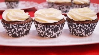 Cupcakes:chocolate Cupcakes Recipe:how To Make From Scratch Old-fashioned Dishin' With Di Recipe #31