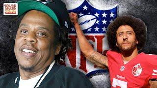 NFL, Jay-Z, Roc Nation Form Entertainment, Social Justice Partnership;