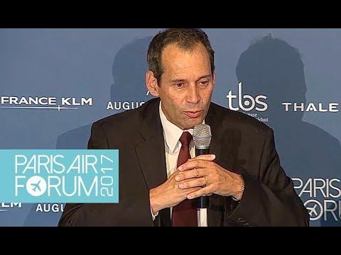 PARIS AIR FORUM | La cyber sécurité est-elle un frein à la l'innovation de l'industrie ?