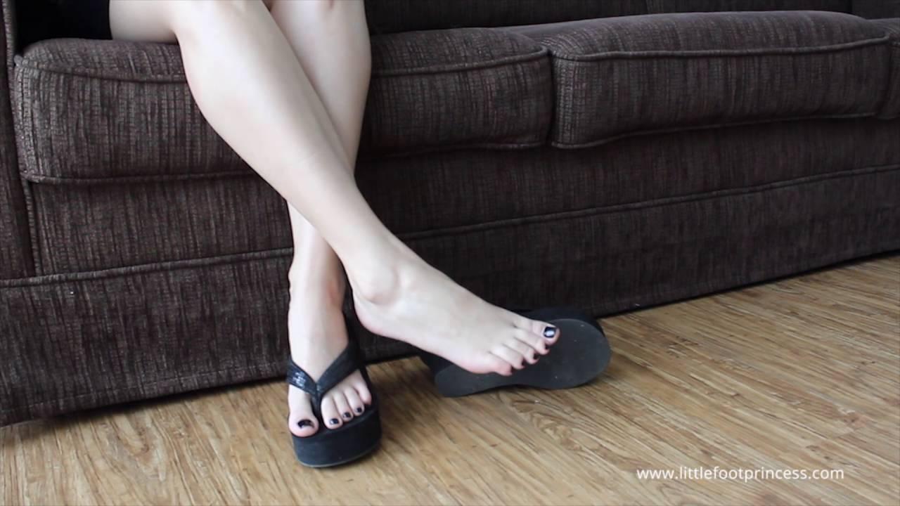wedge dangling black nails youtube