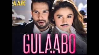 Gulaabo | Shaandaar | Alia Bhatt & Shahid Kapoor | Vishal Dadlani | Amit Trivedi |2015|