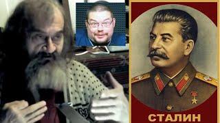 """Ежи Сармат угарает над видео """"Сталин тиран народа?"""" (Андрей Купцов)"""