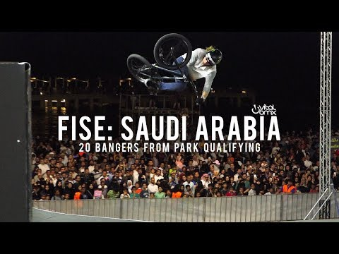 20 Bangers from Qualifying at FISE: Saudi Arabia