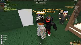 Kidnapping The Mayor Roblox Electric State DarkRP