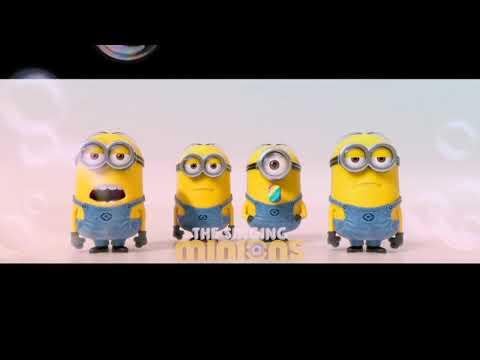 Minions despacito /singing minions