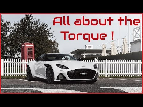 Driving the Aston Martin DBS Superleggera - SIMPLY ASTONISHING !