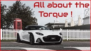 Driving the Aston Martin DBS Superleggera - SIMPLY ASTONISHING !