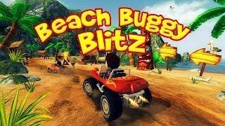 Beach Buggy Blitz - Sony Xperia Z2 Gameplay