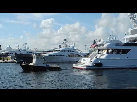 20 ft attached Bow and Stern Thruster