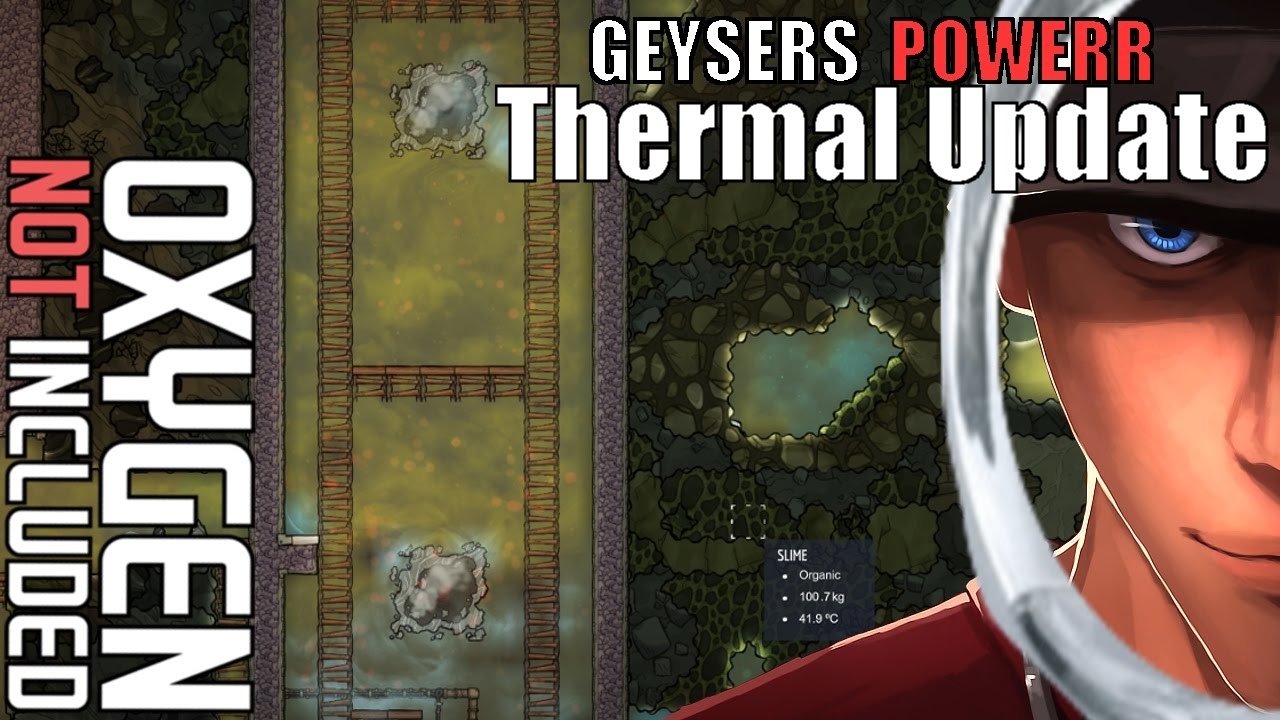 Oxygen Not Included GEYSER TANKS unlimited Water Source    Soon | Alpha  Oxygen Not Included Gameplay