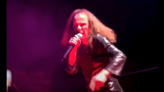 Смотреть клип Queensrÿche - The Chase Feat. Ronnie James Dio