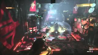 Batman Arkham Knight Red Hood Boss Fight