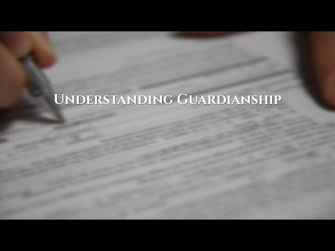Guardianship | North Carolina Judicial Branch