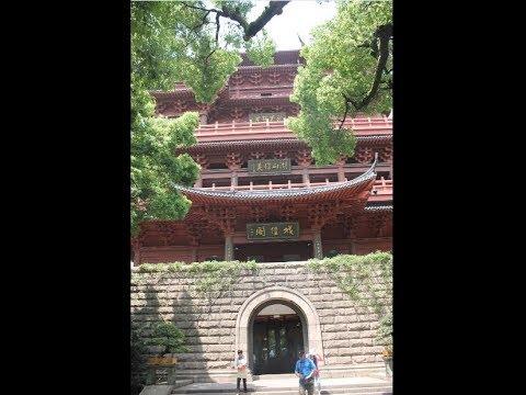Hangzhou's Chenghuang (City God) Pavilion