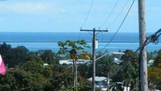 Tsunami Scare - Hilo, Hawaii - February 27,2010 (Part 1/3)