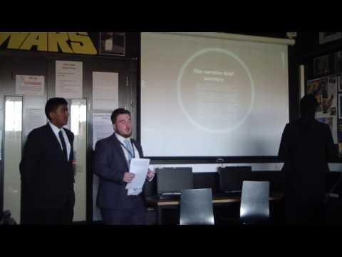 Our pitch - The Garrard Academy