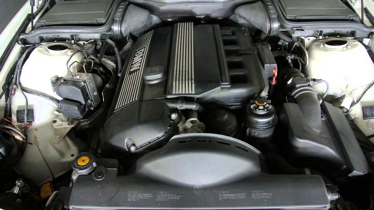 Bmw 525i E39 M54 256s型エンジン Youtube